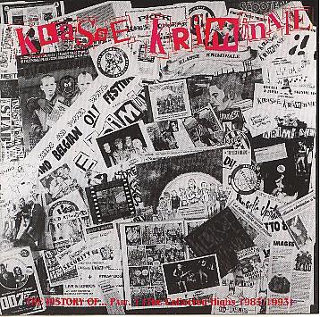 KLASSE KRIMINALE - History of... Pt.1 - LP